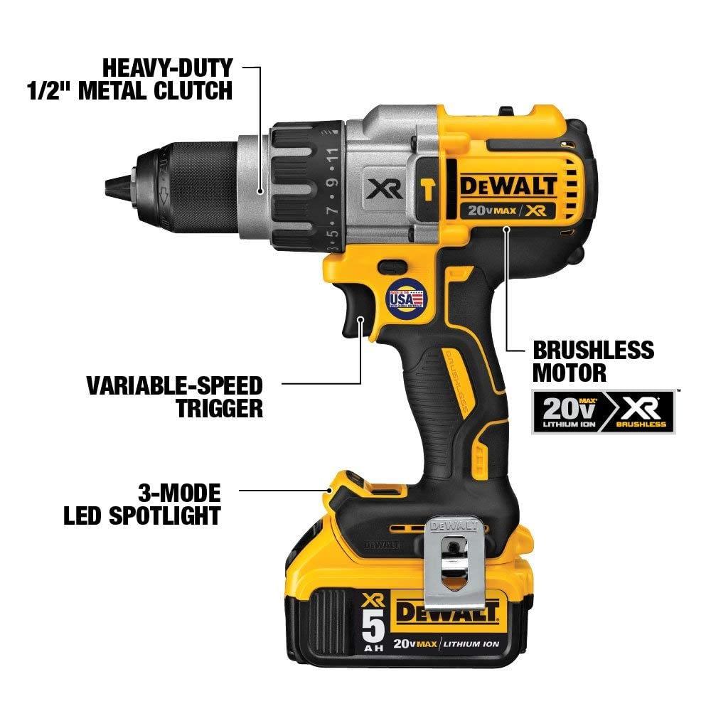 dcd996 hammer drill