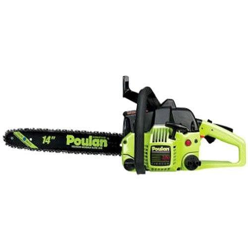 Poulan P3314 chainsaw review