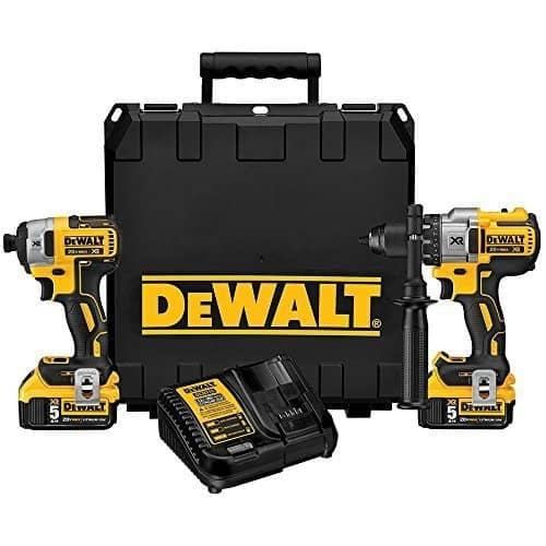 DEWALT DCK299P2 Combo Kit