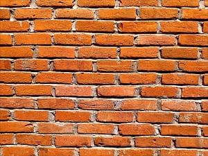 drilling-through-brick