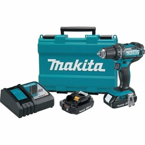 Makita XFD10R 18V Cordless Driver-Drill Kit
