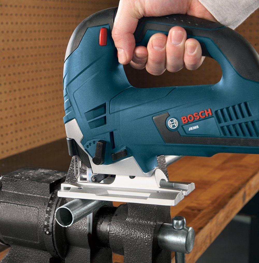bosch js365 cutting aluminium