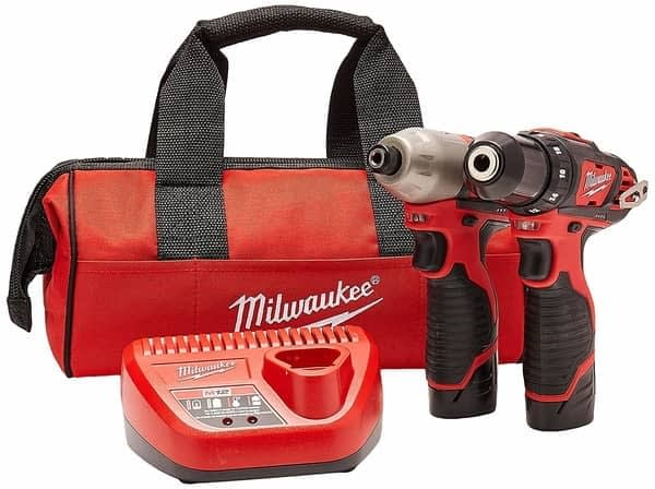 Milwaukee 2494-22 M12 cordless drill driver